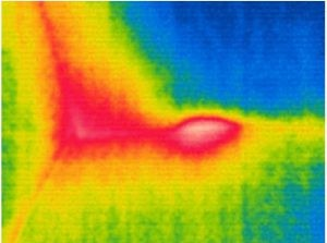 Liquidity-detection-in-a-thermal-camera